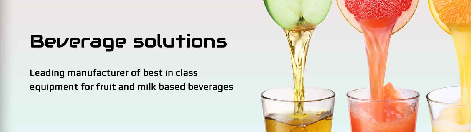 Beverage Solutions